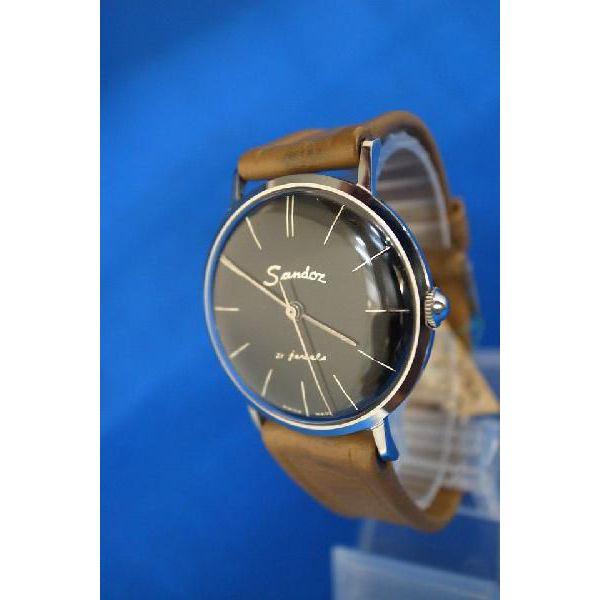 SANDOZ watches (sandstone) vintage deadstock OH has been hand winding watch for men