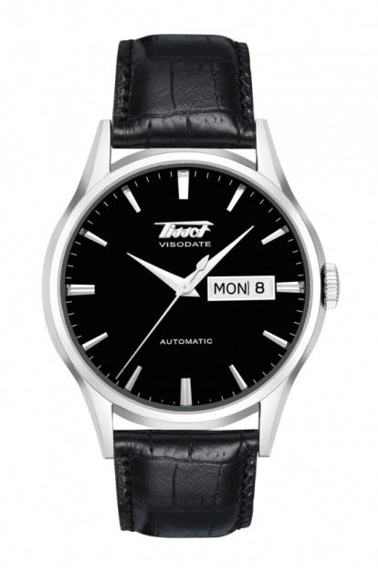 【送料・代引き手数料無料】腕時計 TISSOT 160年に亘る歴代の名品復刻のコレクションTISSOT Heritage Visodate T019.430.16.051.01【送料・代引き手数料無料】