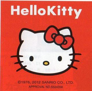【送料・代引き手数料無料】Hollo kitty ハローキティ 秒円盤タイプ Q491-331【送料・代引き手数料無料】