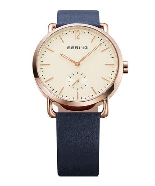 【送料・代引き手数料無料】腕時計 BERING ベーリング 2017/SPRING&SUMMER 最新モデル BERING Unisex Classic Calf Leather 13238-664【送料・代引き手数料無料】