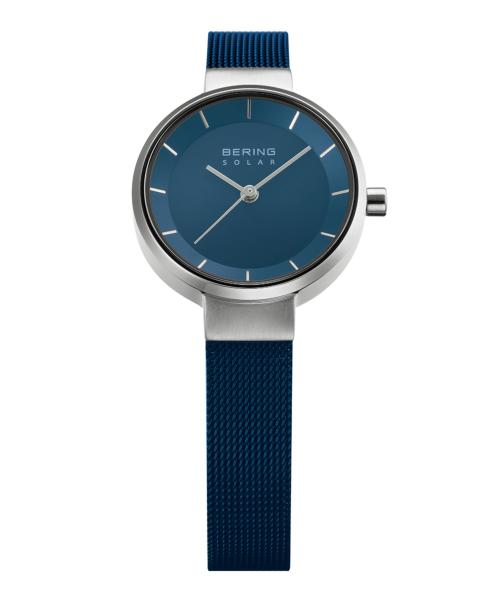 【送料・き手数料無料】腕時計 BERING ベーリング2018 AW Collection レディースMens Scandinavian Solar 待望の新型発売 14627-307【送料・き手数料無料】