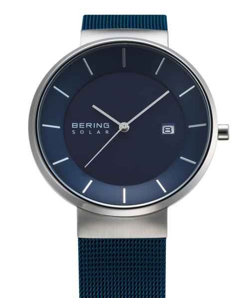 【送料・代引き手数料無料】腕時計 BERING ベーリング2018 AW Collection メンズMens Scandinavian Solar 待望の新型発売 14639-307【送料・代引き手数料無料】