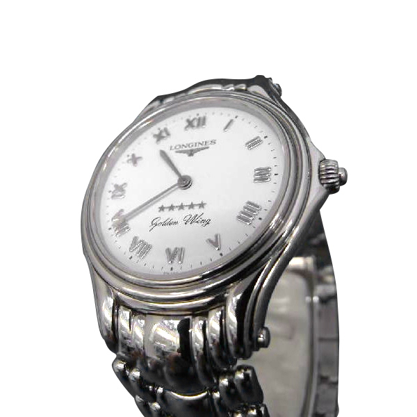 腕時計 LONGINES GOLDEN WING Mens (ロンジン ゴールデンウイング) Ref L3.105.4.11.6 【送料・代引き手数料無料】