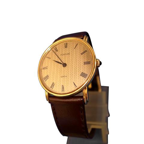 【送料・代引き手数料無料】腕時計 分解掃除済みK18  FORTUNE フォーチュン GENEVE 31101 10041 【送料・代引き手数料無料】