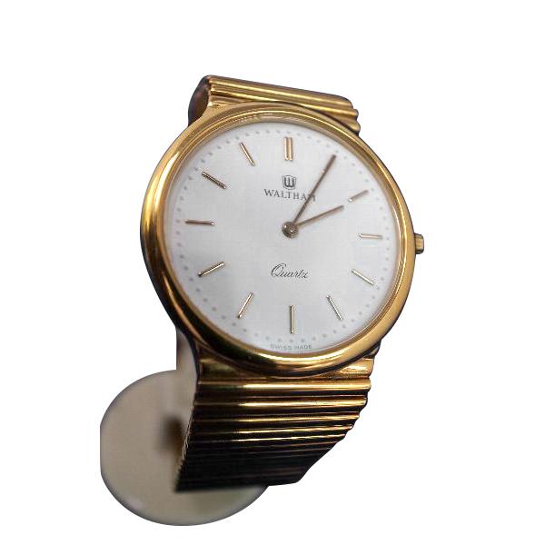 【送料・代引き手数料無料腕時計 メンズ デッドストックWALTHAM 【ウォルサム】42370.26 クォーツ【送料・代引き手数料無料】
