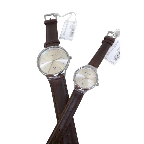 【送料・代引き手数料無料】腕時計 BERING ベーリング2018 日本限定カラーとなる大人のペアウォッチ メンズ13338-500レディス13326-500【送料・代引き手数料無料】