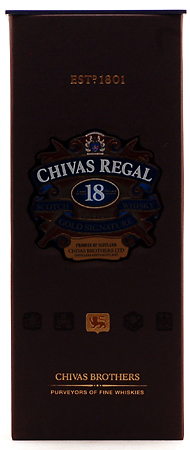 ■ Chivas Regal 18 years (direct import) * is here parallel goods per image and may vary. * If cancelled ago shipping 2-3 business days time is here.