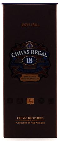Chivas Regal 18 years (parallel)