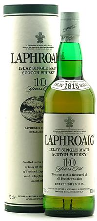 ■ラフロイグ ten years old bottle (700ml/40.0%)