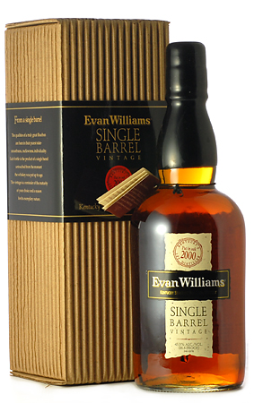 ♦ Evan Williams single barrel 2003 (Gana) ※ here is per concurrent product differs from image. ※ Here received a 2-3 working days time to ship.