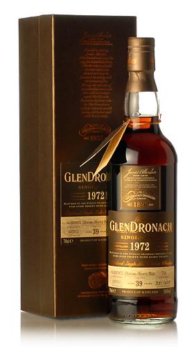 ◆◆グレンドロナック39年 (Glendronach 39y) [1972] #716 オロロソシェリーバットLimited Release※お一人様1本限りとさせて頂きます。※おかげさまで支店在庫とも完売となりました。