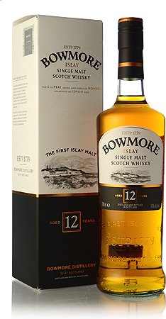 Bow tie more 12 years new bottle (regular article)
