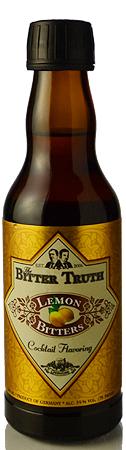 The Bitter Truth, lemon bitters