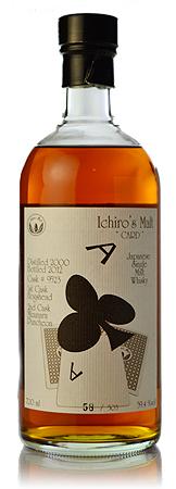 "S malt (Ichiro's Malt) ""Ace of Clubs"""