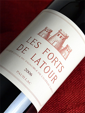 レ fall de La Tour [2006] 1,500 ml magnum size ※The image is a regular size.