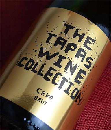 ◆Blackboard wine the tapa wine コレクションカヴァ BRUT