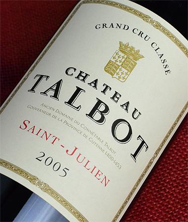 Chateau talbot [2005]
