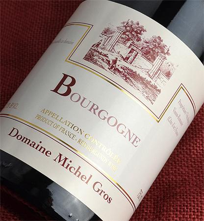 Michel bizarrerie Bourgogne rouge [2009]