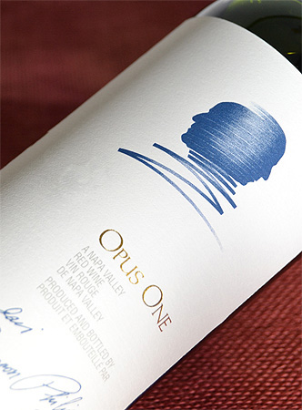 375 ml of Opa's one [2010] half-bottles