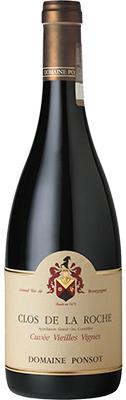 ワインアドヴォケイト誌95-97点 送料 クール便代無料 ドメーヌ ポンソ特級 好評 クロ ド 2014 時間指定不可 ロシュ ラ ※ボトル画像はイメージです