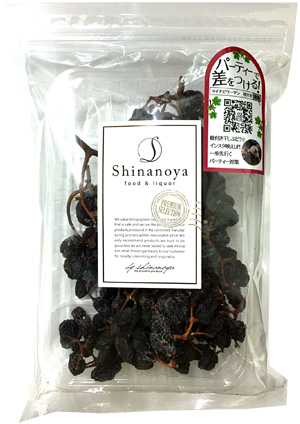 -With shinanoya original California producing raisins 160 g * package is subject to change.