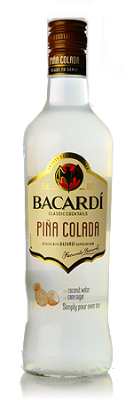 Bacardi classic cocktails pina colada * may be here to hear 2-3 business days time to ship.