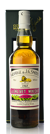 【S12】GMレアヴィンテージスミス グレンリヴェット (Glenlivet) [1965-2012]