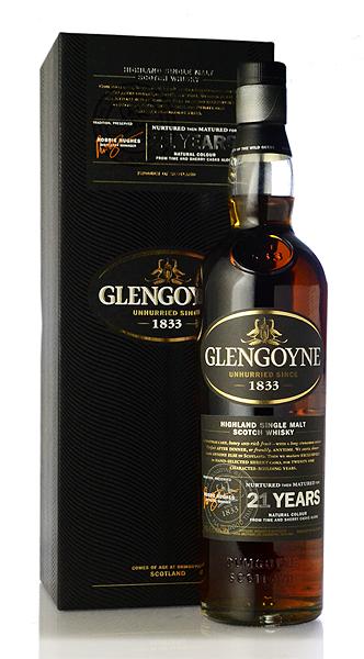【S12】グレンゴイン 21年シェリーカスク