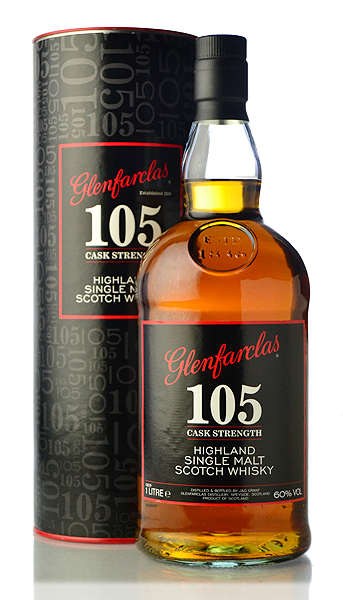 1,000 ml of Glenfarclas 105 (parallel) ※This place may be different from an image because of a parallel product. ※This may receive time until shipment for 2-3 business days.