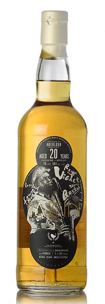 【S12】ウィスキーファインド JAZZ アベラワー [1996] 20年 ホグスヘッド#900050