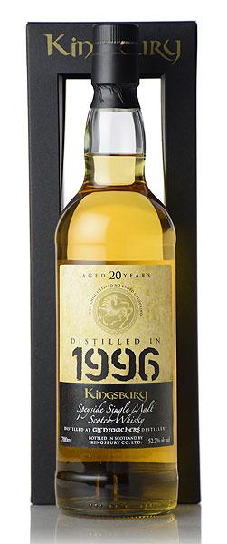 【S12】キングスバリー ゴールド グレントファース [1996] 20年