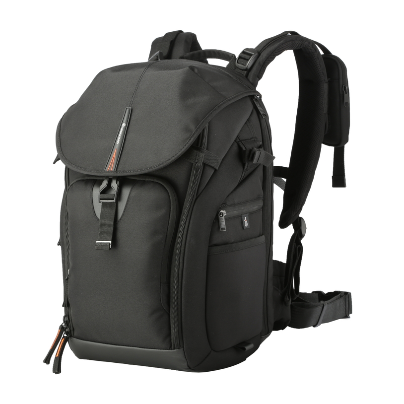 ヘラルダー 46 ブラック カメラバッグ バックパック The Heralder 46 Black Camera Bag Backpack VANGUARD バンガード
