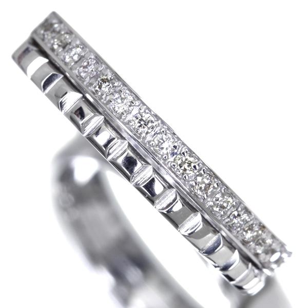 大勧め K18WG Total0.17ct ダイヤモンドリング, HARU online store 0b0998f6