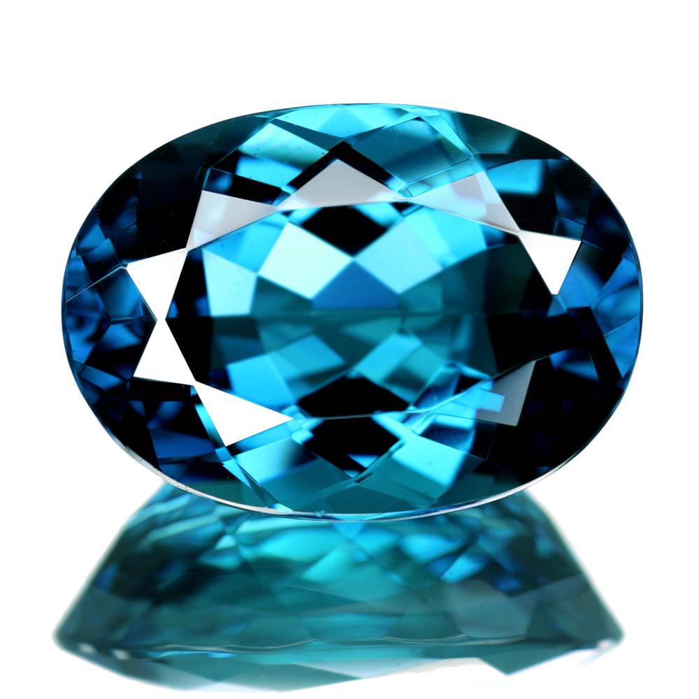 【利益大還元。- Jewelry with HOPE -】【新着ルース】インディゴライトトルマリン 1.6ct ルース