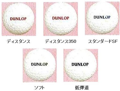 【新品】DUNLOP ダンロップ練習用ワンピース1,000球セット【代引き不可】