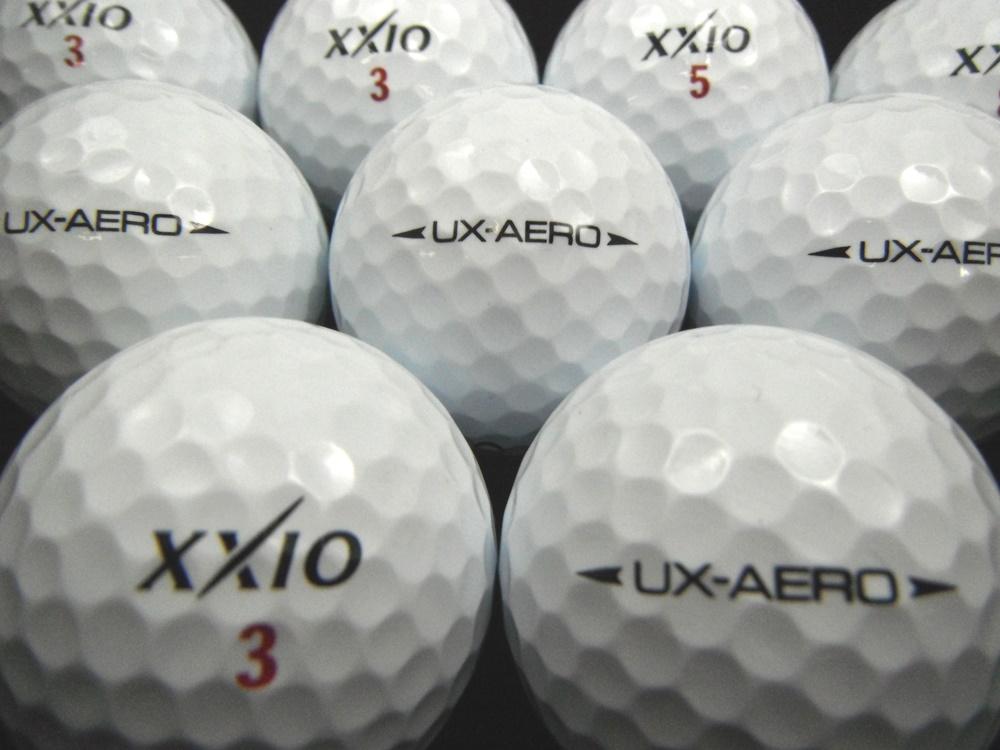 XXIO ゼクシオUX-AERO16年モデルホワイト 50P【あす楽対応_近畿】【中古】