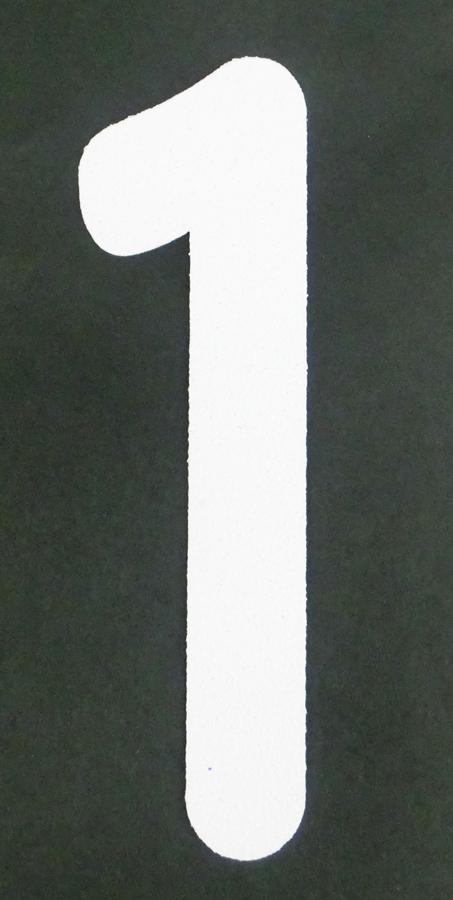 最安値 ロードマーキングナンバーS 1 RM-101 品質保証