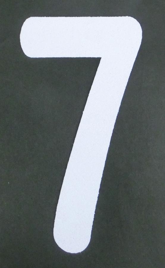ロードマーキングナンバーS メーカー公式ショップ 7 RM-107 高品質
