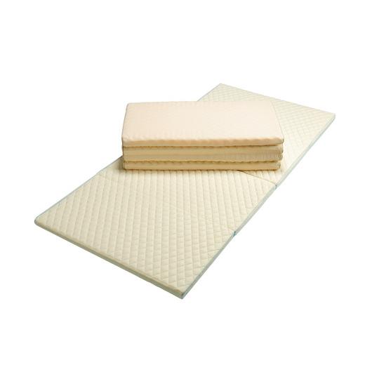 東京西川 スリープコンフィ ~4つ折り敷き布団~ シングルサイズ 100×210cm