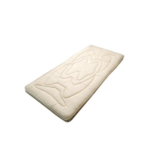 東京西川 スリープコンフィ ~肩楽寝DELUXE敷きふとん~ シングルサイズ 100×210cm