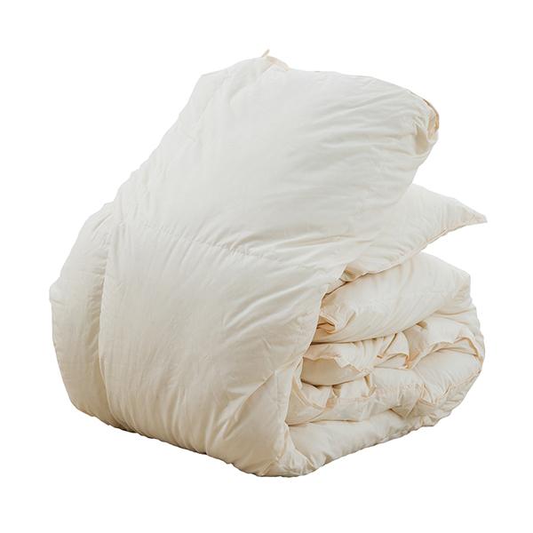 正規品 日本製 ホワイトダックダウン85% 羽毛掛布団 シングルサイズ 150×210cm
