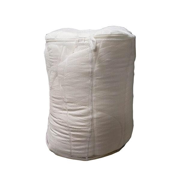 洗濯ネット 布団用 安心の定価販売 ランドリーネット 洗濯バッグ 洗濯袋 洗濯 バッグ 特大 約タテ48×直径38cm ふとん 掛布団 一部予約 羽毛布団 6kg以上