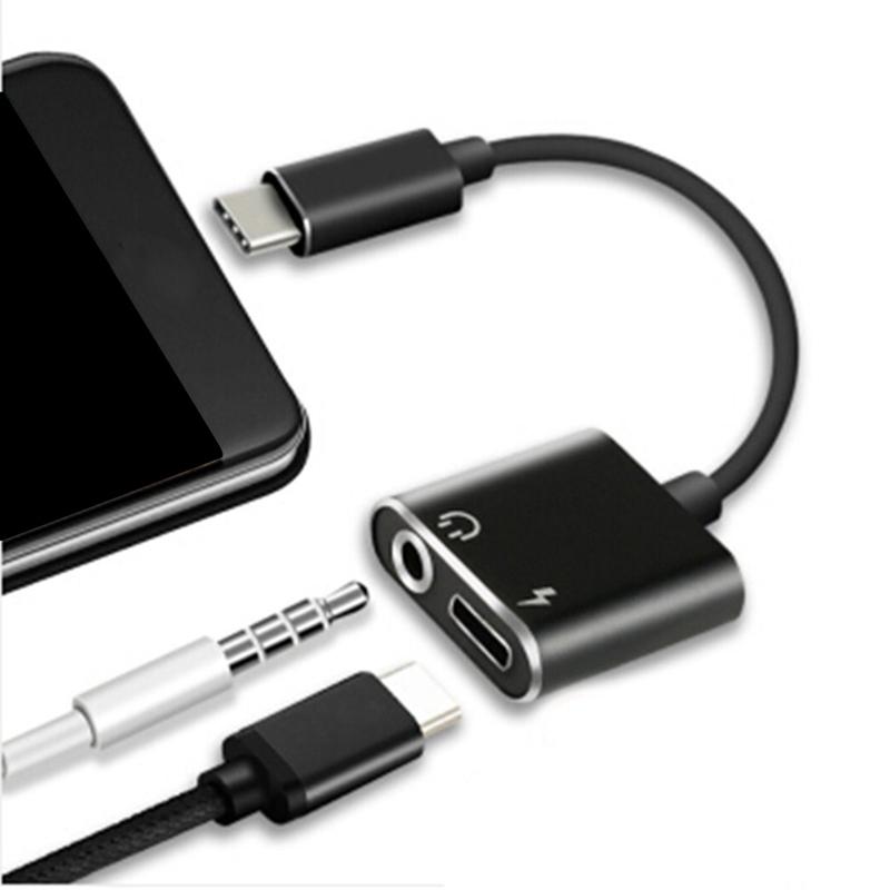 Type オンラインショップ C 変換 充電 ケーブル コンパクト 2in1 3.5mm イヤホン ジャック 高音質 Samsung Type-C 通話 アダプタ android 送料無料 Huawei 音楽 大好評です 再生 しながら Xperia