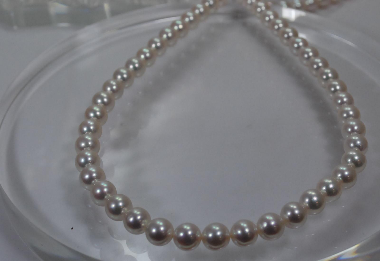 アコヤ 真珠 9mm ネックレス ホワイトピンク    532P15May16       ポイント5倍