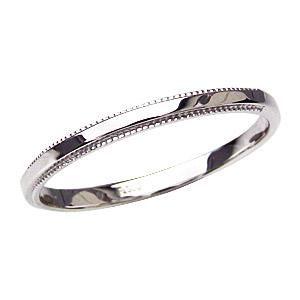 PT900 シンプル デザインカットリング メンズ指輪 地金リング 結婚指輪 プラチナ マリッジリング 送料無料 バレンタイン