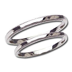 カップルで持ちたいお揃いの定番!プラチナペアリング ペアリング PT900 プラチナ 地金リング 結婚指輪 プレゼント マリッジリング デザインカットリング 指輪 記念日 シンプル