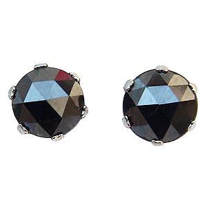 メンズ ピアス ブラックダイヤモンド 0.70ct PT900 プラチナ 送料無料 父の日 バレンタイン 普段使い