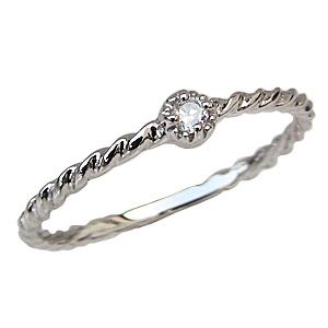 母の日 2019 ダイヤモンドリング 一粒石 プラチナ PT900 ダイヤモンド マリッジリング 指輪 シンプル