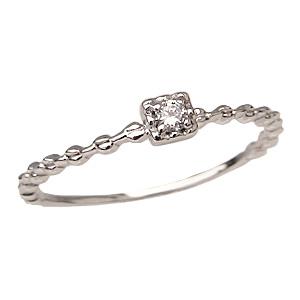 母の日 2019 一粒 ダイヤモンドリング プロポーズ 指輪 ダイヤ0.03ct プラチナ PT900