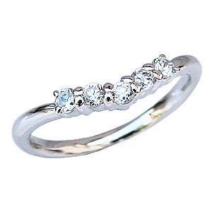 母の日 2019 ダイヤモンドリング ピンキーリング ダイヤリング ダイヤモンド 指輪 ダイヤモンド0.16ct